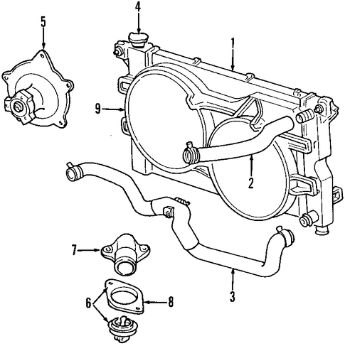 T12702065 Belt diagram 2008 dodge nitro slt also Dodge Durango 2004 5 7 Hemi Engine Diagram in addition 3800 Series 2 Supercharged Engine Diagram additionally Dodge Dakota Heater Schematic as well T12149077 Timing marks chrysler cirrus. on 2006 caravan water pump