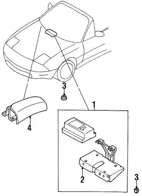 Mazda Miata Hood