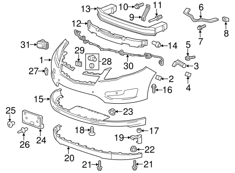69 Chevelle Ss Car Drawings Sketch Templates besides Rear Suspension Scat further Bumper And  ponents Rear Scat moreover Bumper And  ponents Front Scat together with New Mini Countryman 2015. on 2016 chevrolet camaro copo