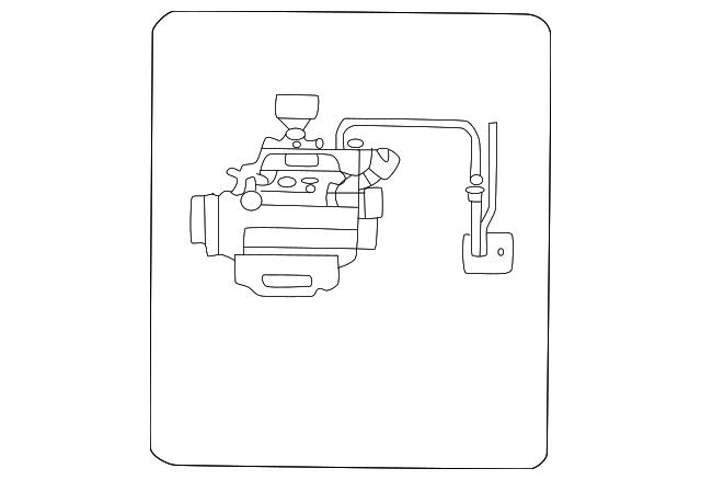 Hyundai Tiburon Vacuum Diagram 32490