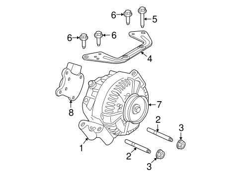 34 2004 Mercury Mountaineer Parts Diagram - Wiring Diagram Database