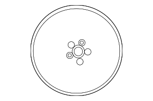 Mopar Wheel Alloy 6db71ntsaa