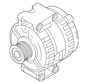 Alternator - Volkswagen (06J-903-024-A)