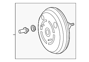 Brake Booster - Toyota (44610-07140)