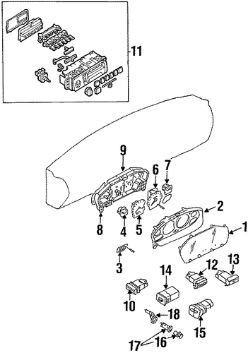 Parts For 1998 Nissan 200sx Wiring Diagram And Fuse Box