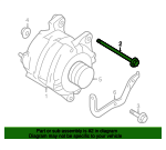 Alternator Mount Bolt - Nissan (11916-JF00A)