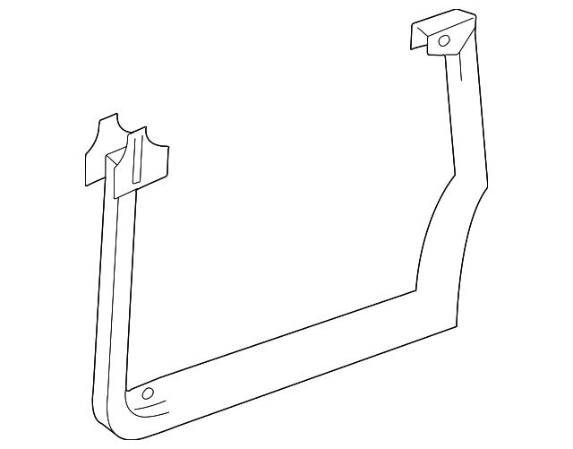 door weather-strip - lexus (67871-33040)