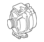 Alternator - Mercedes-Benz (000-906-09-22-80)