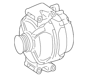 Alternator - Mercedes-Benz (000-906-88-06)