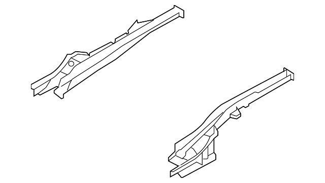 rear rail