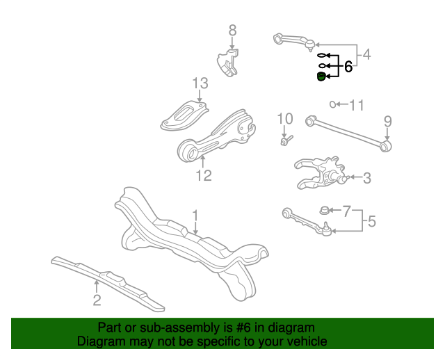 Boot Set, Rear Ball Joint