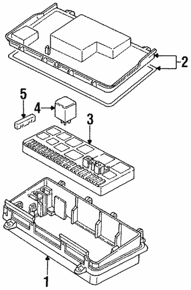Audi Fuse Box