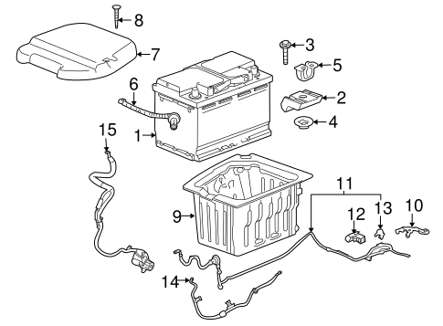P 0900c15280077f40 together with Gm Mount Bracket 25836154 besides 360985427402 moreover 1991 Subaru Legacy Parts Diagram likewise Gm Battery Box 23452381. on car intake cooling system