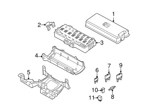 electrical components for 2006 lincoln mark lt. Black Bedroom Furniture Sets. Home Design Ideas