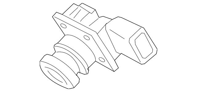 2013 2019 Ford Flex Rear Camera Ga8z 19g490 A