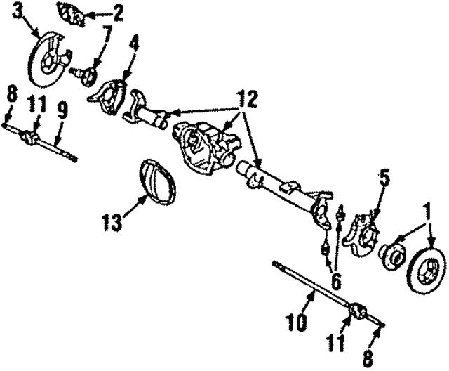 1984 1996 Gm Caliper 19140915