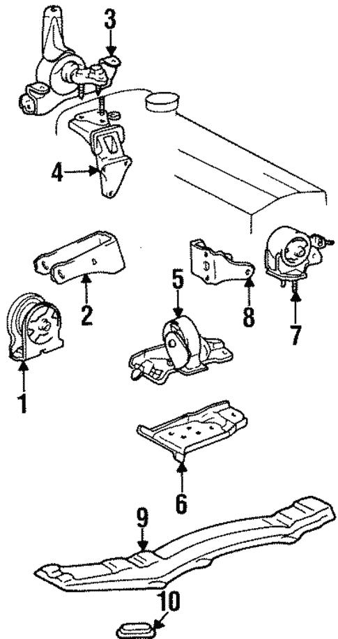 Toyotum Celica Engine Bay Diagram