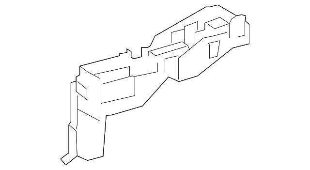 fuse box - toyota (82741-07031)