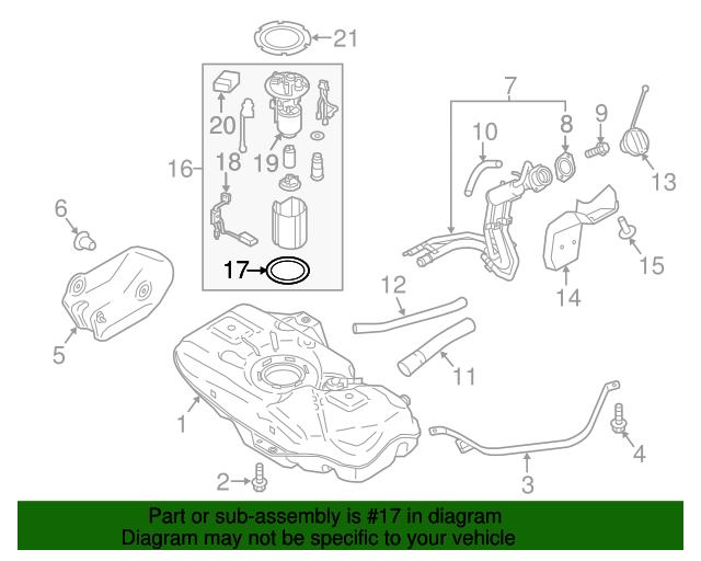 Surprising Mitsubishi Fuel Pump Assembly Seal 1760A418 Oemmitsubishiparts Wiring Digital Resources Sapebecompassionincorg