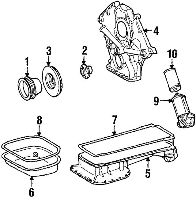 Crankshaft Pulley: Mercedes Benz Engine Pulley Diagram At Daniellemon.com