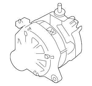 Alternator - Subaru (23700AA98B)