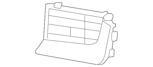 2015 cadillac cover 22996059