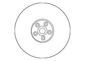 Wheel, Alloy - Toyota (42611-AE010)
