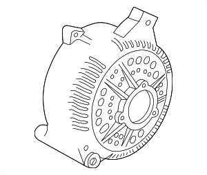 Alternator - Ford (F2UZ-10346-CRM2)