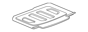 Floor Mat - GM (84166323)