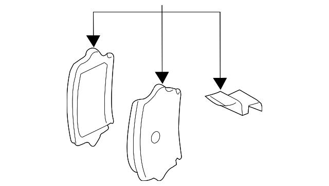 Genuine Audi Parts: Audi A3 Parts Diagram At Downselot.com