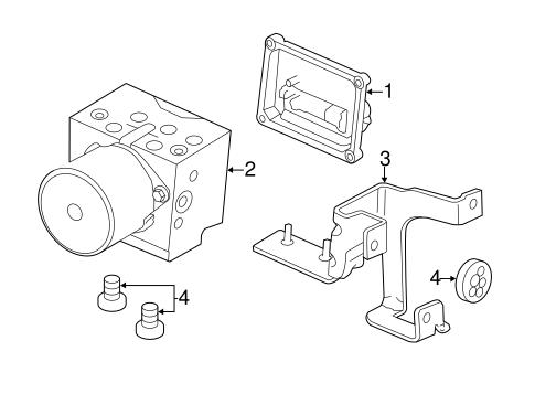 Gmc 2008 3500 Savana Parts Diagram
