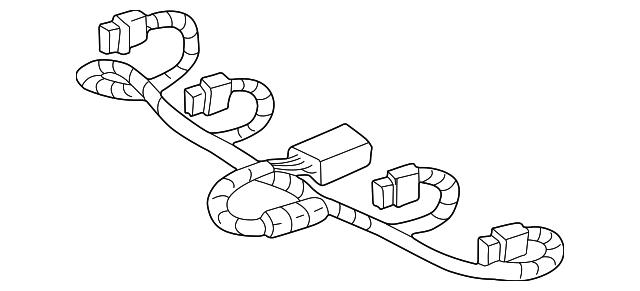 12601824 wire