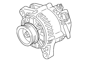 Alternator - Toyota (27060-0A110-84)