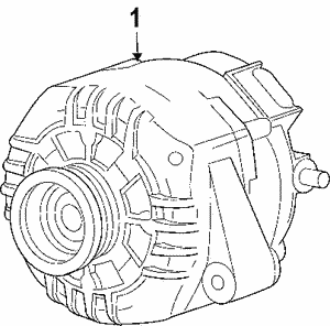 shop gm alternators  u0026 genuine gm parts