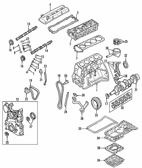 oil pump for 2002 nissan altima | nissan parts plus  nissan parts plus