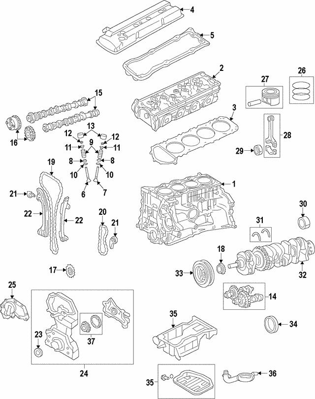 Nissan 13231-EY00A Engine Camshaft Follower