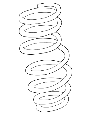 Coil Spring - Toyota (48131-04880)