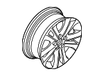 Wheel, Alloy - BMW (36-11-6-775-621)