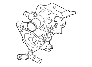 Case, Thermostat - Honda (19321-6B2-A01)