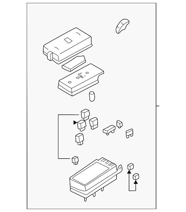 Fuse Relay Box