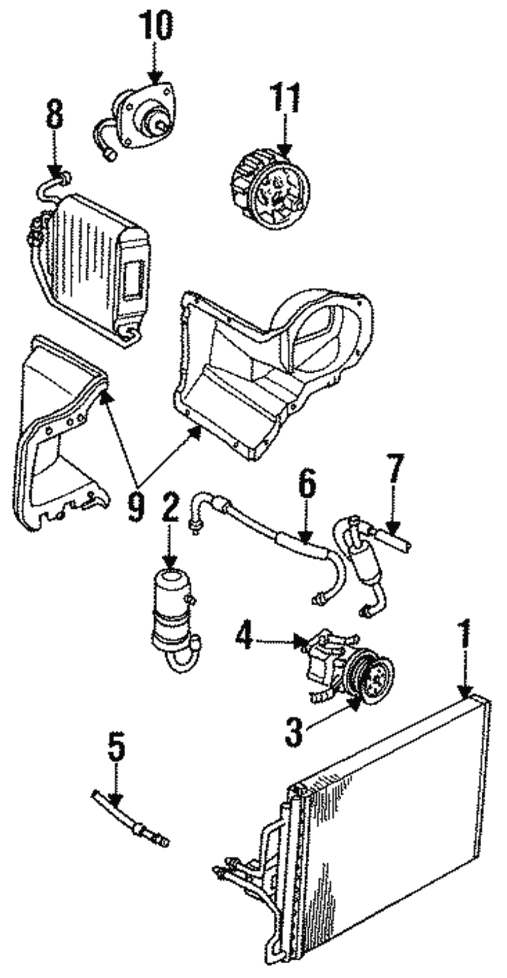 Genuine Ford Accumulator GC2Z-19C836-D