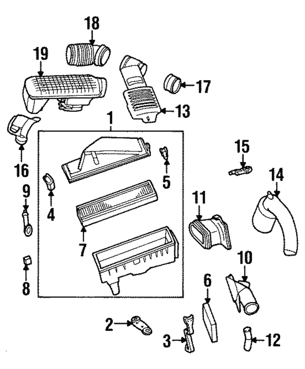ford mas air flow sensor wiring diagram