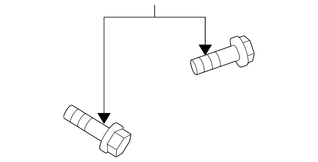 Blower Assembly Screw