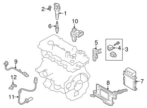 5 7 Hemi Engine Diagram Part