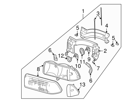 Buick Century Vacuum Lines besides Gm Headl  Assembly 16525158 as well Top 10 Faq additionally P 0900c152800681b1 together with P 0996b43f8036fce2. on 1994 buick regal suspension