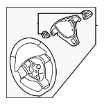Steering Wheel - Volkswagen (5GM-419-091-AK-LXZ)