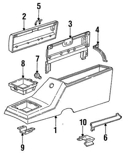 1987 Chevy Truck Body Parts
