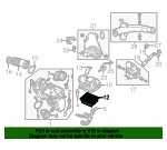 Element Assembly, Air Cleaner
