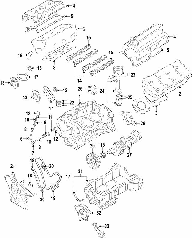 Oil Pump Ford Gl3z6c639a: 2011 Ford F 150 Ecoboost Engine Diagram At Teydeco.co