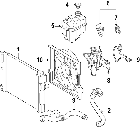 mercedes benz engine coolant with Water Pump Scat on Vw Tsi Engine Diagram Html moreover Mercedes Benz Fuel Pump Diagram 2005 likewise T3489929 Need diagram heater hoses 1995 additionally 1990 Dodge Colt Vista Wiring Diagram besides 96 Jeep Grand Cherokee Starter Location.